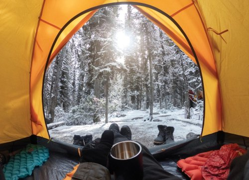 The Best Winter Camping Destinations in America