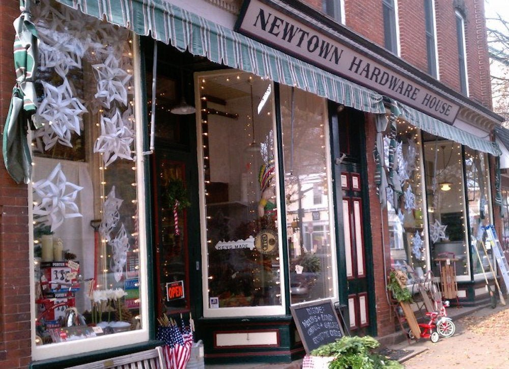 8 of the Great Independent American Hardware Stores