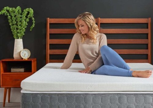 The Best Mattress Toppers for Side-Sleepers