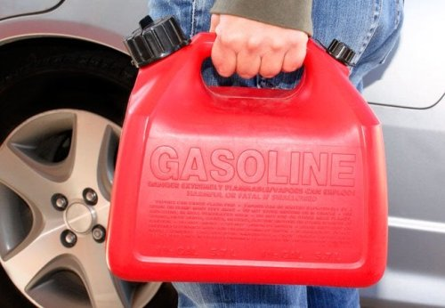 How To: Dispose of Gasoline