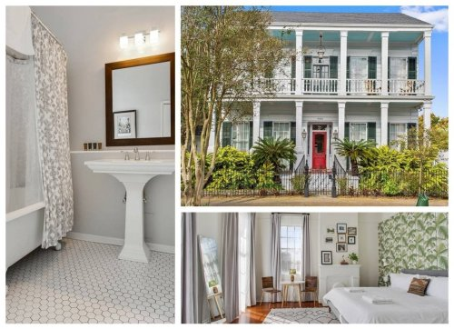 Love Old Houses? These Are the AirBnBs for You