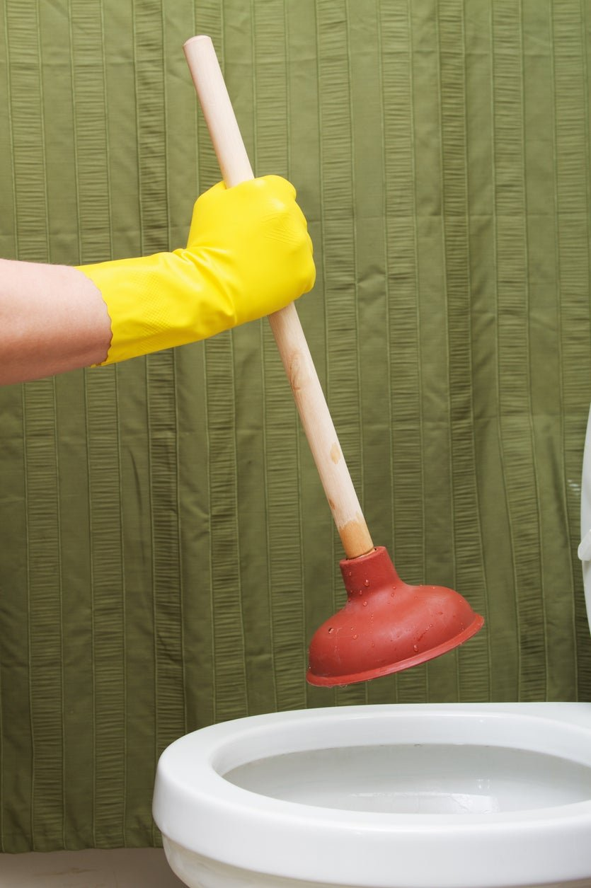 7 Clever Ways to Unclog a Toilet Without a Plunger