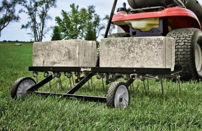 The Best Dethatcher for Your Lawn-Care Needs