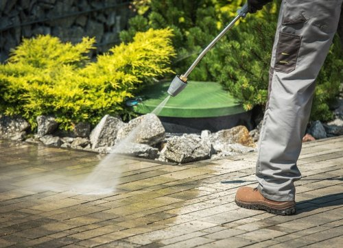 8 Things You Can Clean With a Pressure Washer