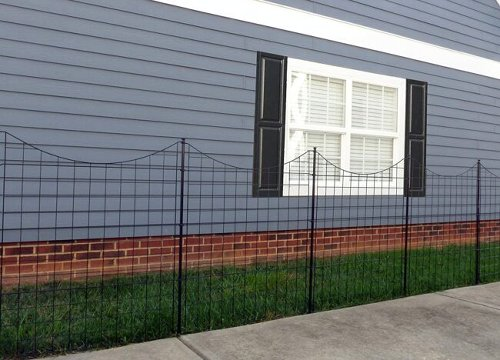 The Best Garden Fence to Add Style to Your Yard—and Keep Critters Out