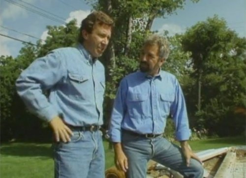 Proof That Bob Vila Still Lives in Tim Allen's Head Rent-Free After All These Years