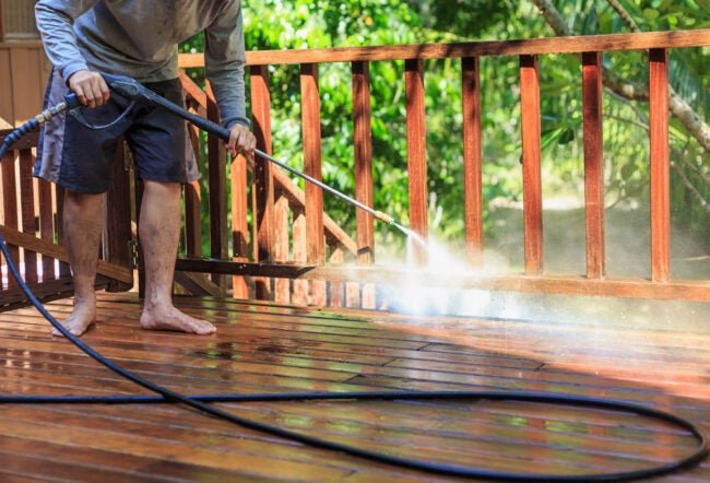 The Best Electric Pressure Washers of 2021