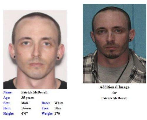 FLORIDA BLUE ALERT: Patrick McDowell On Loose, Allegedly Killed Cop