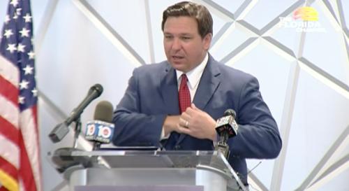 What Is Ron DeSantis Hiding About Florida's COVID Situation?