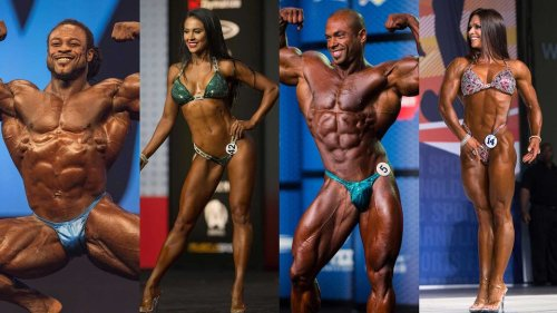 Arnold Classic 2021 Results