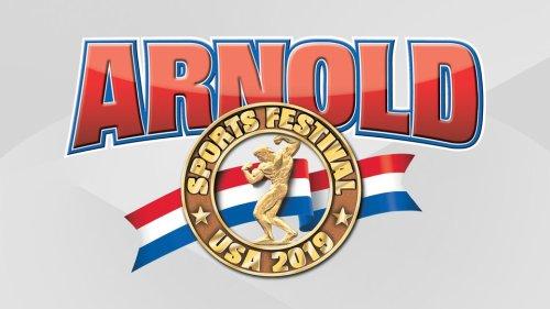 2019 Arnold Classic Preview: Can William Bonac Repeat?   Bodybuilding.com