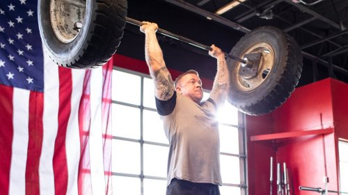 A Strongman Champion Shares How to Get Started Right