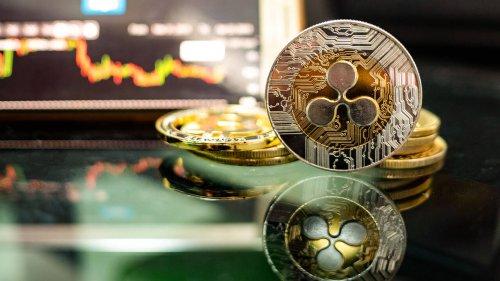 Ripple zieht an Bitcoin und Ethereum vorbei