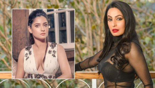 Kashmera Shah says 'I am my own cheerleader' as she SHUTS trolls with a bikini PIC; Ankita Lokhande reacts | Bollywood Bubble