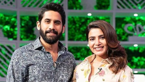 Samantha Akkineni is reportedly keen to start a family with hubby Naga Chaitanya amid divorce rumours | Bollywood Bubble