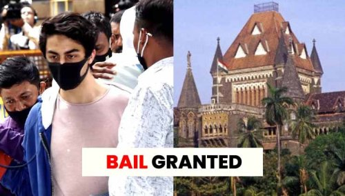 Aryan Khan finally GRANTED bail by Bombay High Court in drug case | Bollywood Bubble