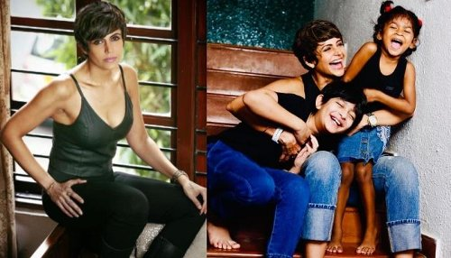Mandira Bedia Talks About Trollers, Reveals How She Can't Stay Calm When They Attack Her Children