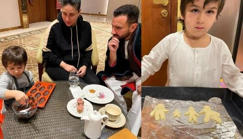 Kareena Kapoor Khan Reveals How Chefs Of Her House, Saif And Taimur Satiated Her Pregnancy Cravings