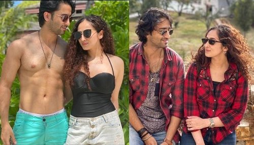 Shaheer Sheikh's Wife Ruchikaa Reveals What Happens When Her Hubby Asks Her To Take A Picture Of Him