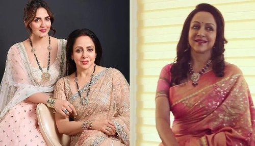 Esha Deol's Unseen Childhood Picture With Mom, Hema Malini Proves She Always Wanted To Be Like Her