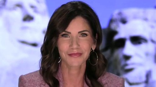 Noem sues Biden administration for canceling Mount Rushmore Independence Day fireworks