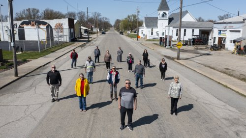 Tiny Kansas town sues oil and gas giant over high prices