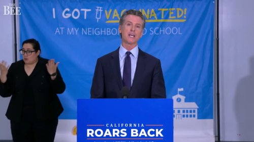 Californians could win up to $1.5 million as Gavin Newsom announces COVID vaccine lottery