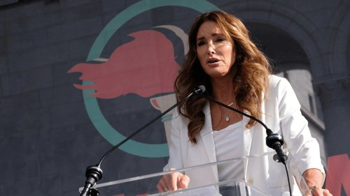 Jenner says she didn't vote in 2020. But records show she did.