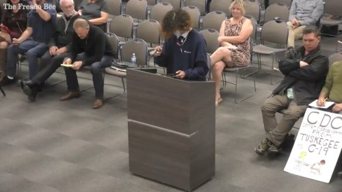 Clovis school board promises 'change' after adults bully student during public meeting