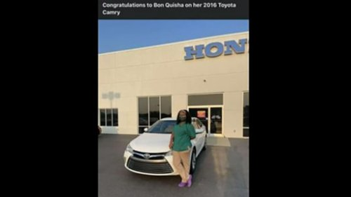 Black woman says NC dealership called her derogatory name on Facebook after buying car