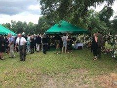 Joyful celebration commemorates life of Randolph Murdaugh III, SC family patriarch