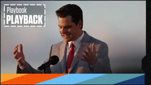 WATCH: Has the GOP abandoned Matt Gaetz?