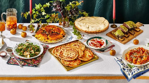 Even If She Can't Fill the Seats, Sohla El-Waylly Is Filling the Thanksgiving Table