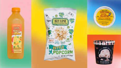 Trader Joe's New Items: They Did the Oat Milk Ice Cream Thing