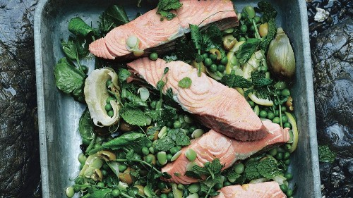 14 Wild Salmon Recipes that Bring Out the Best in the Local Catch Recipe