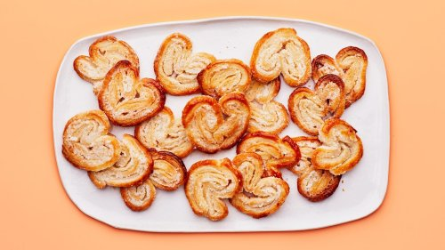 How to Make Palmiers Shiny Enough To Be in a Glossier Ad
