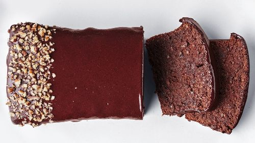 Flourless Chocolate Cake With Café de Olla Ganache