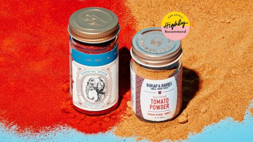 Tomato Powder Packs Big Tomato Flavor in a Very Small Jar