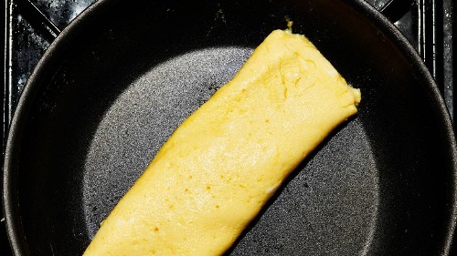 How to Make a Custardy French Omelet