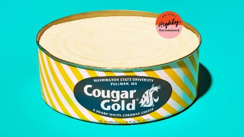 I'm Here to Highly Recommend Canned Cougar Gold Cheese