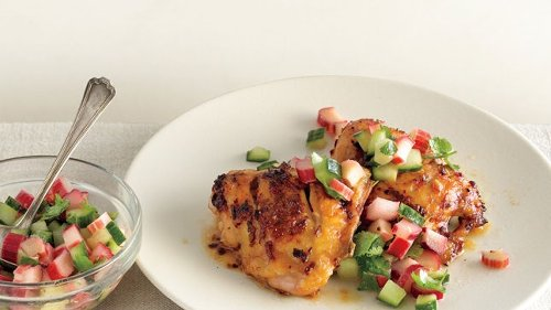 13 Seasonal Spring Chicken Recipes - Bon Appétit Recipe