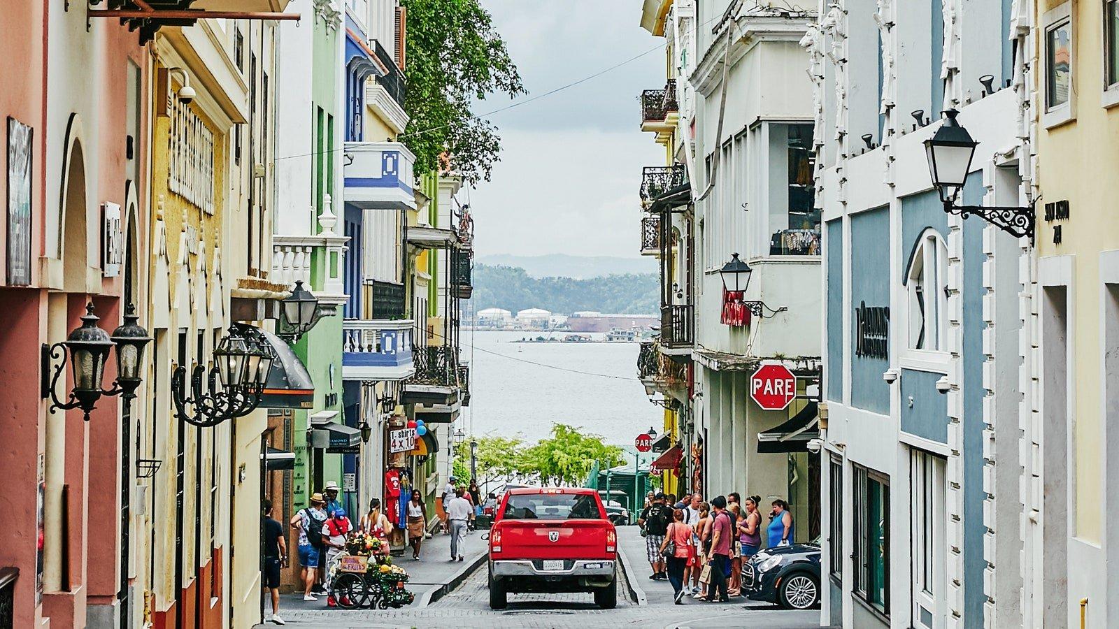 Travel USA - Puerto Rico - cover
