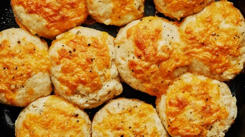 Turn Leftover Mashed Potatoes Into Big Fluffy Biscuits