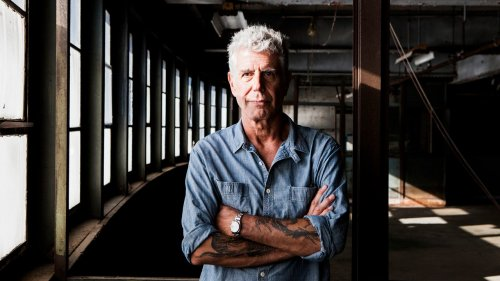 New Oral Biography Remembers Anthony Bourdain