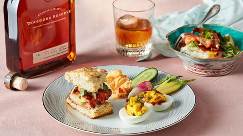 Here's How to Host the Ultimate At-Home Derby Party with Woodford Reserve