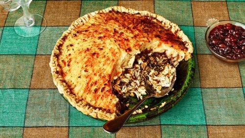 Jerk Turkey Shepherd's Pie