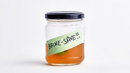 Don't Throw Out Your Olive Brine!