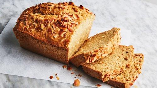 Gluten-Free Coconut Bread