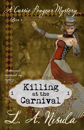 Killing at the Carnival by L. A. Nisula Book Summary, Reviews and E-Book Download