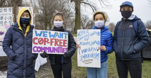 Anti-Asian Violence Stirs Conversation on Policing and Abolition in Chicago's AAPI Communities
